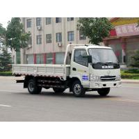 China CLWKama State IV emission single bridge 107 horsepower diesel 1 ton dump truck K on sale