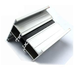 China Perfiles de aluminio anodizados soldadura eléctrica, perfiles de aluminio industriales grandes on sale
