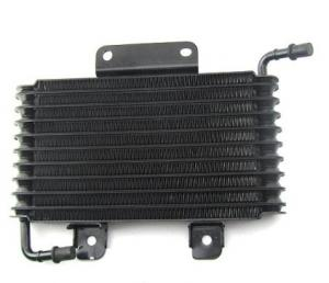 China Standard Size Transmission Oil Cooler for Mitsubishi Pajero MR453639 Condenser on sale