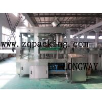 China Automatic Glass Bottle Vodka Filling Machine / Russian Vodka Filling Machine on sale