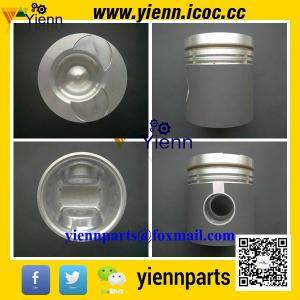 China DOOSAN DAEWOO D2366 engine piston DE12TI 65.02501-0222B DE12TIS 65.02501-0773  DE12TIC 65.02501-2090 DE12T 65.02501-0031 on sale