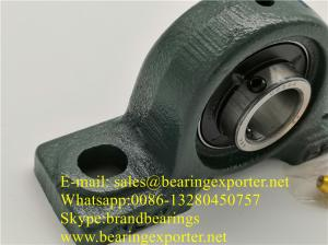 China Self Aligning NSK UCP207-107D1 Pillow Block Bearing Unit Wide Inner and Outer Races on sale