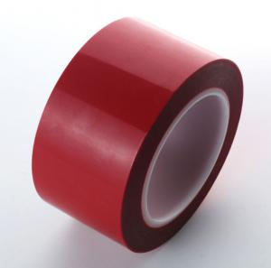 China High Temperature Silicone Adhesion Tape For Release Paper Splicing Release Liner on sale