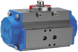 China Double acting rotary pneumatic actuator Air / Pneumatic Cylinder Rotary Actuator Type on sale