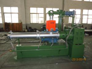 China PRE180 PVC Planetary Roller Extruder With Stainless Steel Hopper For Soft Film on sale