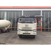 FAW 6X4 mixer 12 cubic meters capacity low noise efficient truck