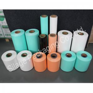 Factory! ! Silage Wrap Film for Baler, 250mm-500mm-750mm,Farm Used