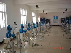 China High System Pressure Motor Driven Diaphragm Pump For Natural Gas Well Filling on sale