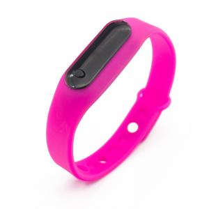 China Beautiful High Quality and Inexpensive Light LED Digital Wrist Watch on sale