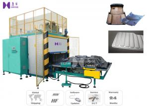 China PCs automatiques du style 15KW 3-5 de plateau de glissière de machine de soudure de tapis de plancher d'à haute fréquence/minute on sale