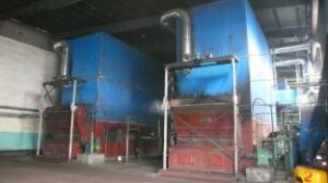 China 14000kw electric coal fired box types of thermal oil heating boilers on sale