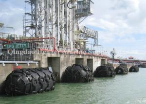 China Air Block Floating Pneumatic Rubber Fender for Offshore Floating Structures on sale