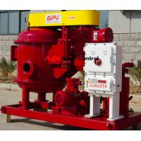 China High quality well drilling mud APZCQ vacuum degasser for sale at Aipu on sale