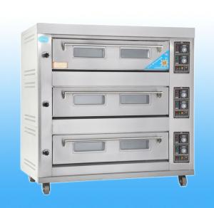 China Industrial Gas Baking Oven for Bread and Cake /Bakery Equipment (3 Decks 9 Trays) on sale