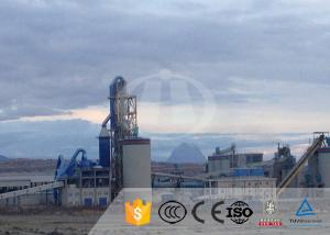 China High Efficiency Cement Rotary Kiln Calciner Energy - Saving Iron Ore Production on sale