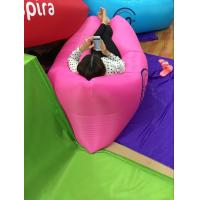 2016 New hot selling lazy bag sofa/inflatable hangout/ inflatable air sofas/banana bag