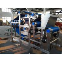 fresh apple fruit jucing machine / apple belt cold press juicer,Belt Press Pear Juice Extractor