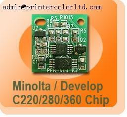 China toner chips Olivetti PG-L230 on sale