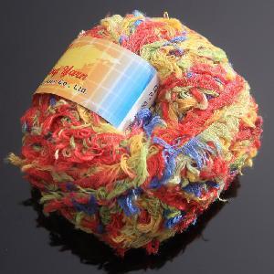 China Luxury Feather Yarn on sale