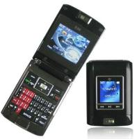 Dual Camera Flip Cell Phone with 2.2 Inch Touch Screen + QWERTY Keyboard