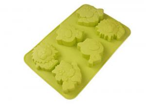 China fashion animal shape silicone cake moulds with high temperature resistant on sale