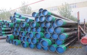 China API 5CT X60 L415 Oil Casing Pipe / API 5L Line Pipe Q235 Round on sale
