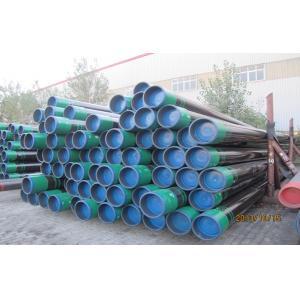 China API 5CT X60 L415 Oil Casing Pipe / API 5L Line Pipe Q235 Round on sale