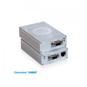 China Charmvision IPEV-200VA 200m over TCP/IP LAN VGA & stereo Audio Extender Automatically adapt network switch on sale