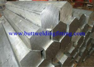 China Black Or Red Hexagon Stainless Steel Bars AMS 5596 AMS 5662 ASTM B637 UNS N07718 CE on sale