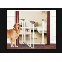 China High Grade Expandable Safety Gate For Kids With Double Locking Device on sale