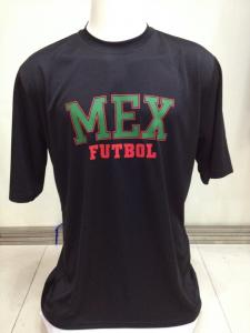 China Hot sales~2014 FIFA World Cup gifts, soccer jersey,Youth's short sleeve Tees (Mexico) on sale