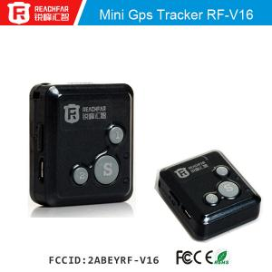 China mini children gps tracker long battery life gps tracker on sale