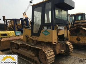 China Good Price USA origin used Caterpillar D5C mini bulldozer D5C D5G D5H D5K D5M on sale