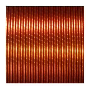 China Film Sintering Enamel Coated Copper Wire For Motor Winding High Power on sale