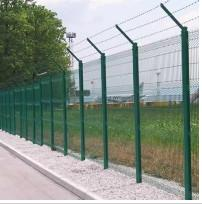 China Wire Mesh Fence  - Wire Mesh Fence on sale