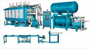 China Umidade eficiente alta 25Kg/ciclo de máquina de molde do bloco de espuma do EPS do vácuo baixa on sale