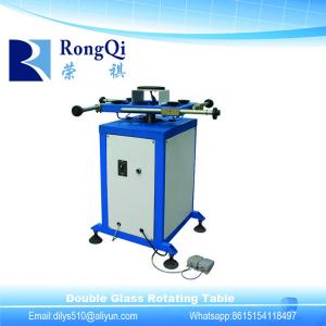 Insulating Glass Making Rotated Sealant-spreading Table