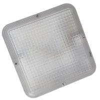 China Square IP65 230V 240V Wall Surface Mounted LED Emergency Lights Non maintained on sale