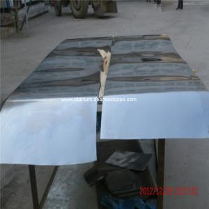China 99.95% Pure Molybdenum Mo Metal Sheet ASTM B-386 Molybdenum Plate polished surface Foil on sale