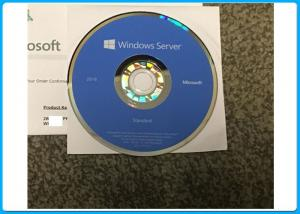 China OEM 64bit Microsoft Windows Softwares / Win Server 2016 Standard wholesale