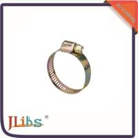 China Carbon Steel Single Ear Hose Clamp , Worm Gear Hose Clamp ISO9001 Certification on sale