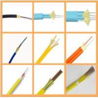 High Strength Breakout Fiber Optic Cable , Multi Fiber Optic Distribution Cable