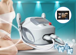 China SHR IPL epilation With OPT and AFT body hair removal machine for men  1 ~ 10HZ on sale