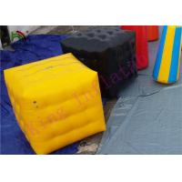 Durable PVC Blow Up Water Duckweed Toy CE Approved Inflatable Buoy For Water Park