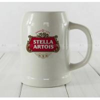 EXPORT beer mug ceramic cup custom LOGO for your design from china