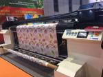 Home Digital Textile Printing Machine 1800dpi Maximum Resolution With Kyocera Print Head