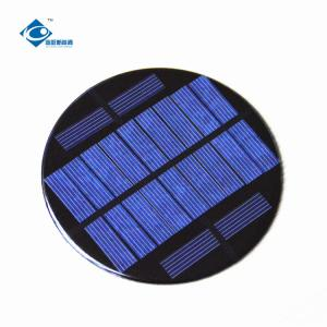 China 0.8W Miniature Solar System for foldable solar panel charger ZW-R100 Residential Solar Power Panels For portable power s on sale
