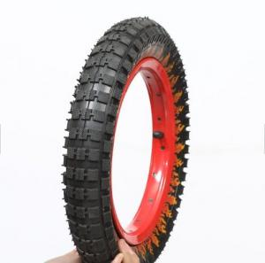 China bicycle tire with high quality/ubber bike tyre for road bike/bicycle parts two color bike tyres on sale