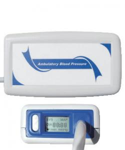 China NIBP / Pulse Rate Ambulatory Portable Blood Pressure Monitor with Self Recognition System on sale