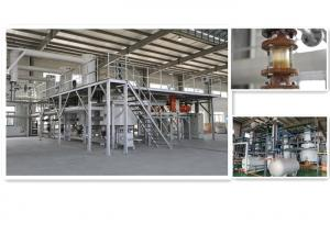 Small Scale Waste Plastic To Oil Plant / Pyrolysis Tyre